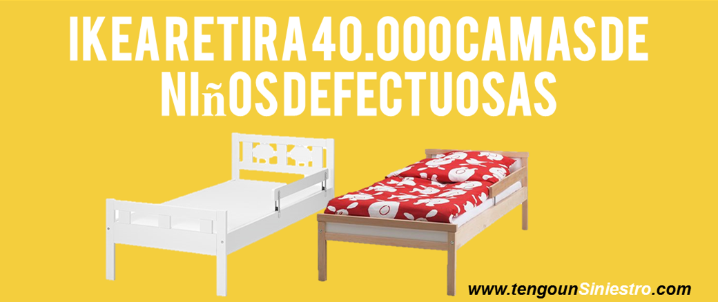 camas defectuosas ikea